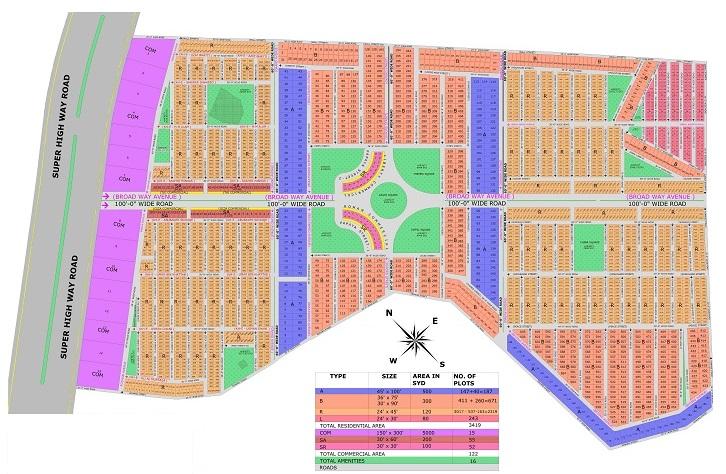 Master-Plan-Map-Seven-Wonders-City-Karachi