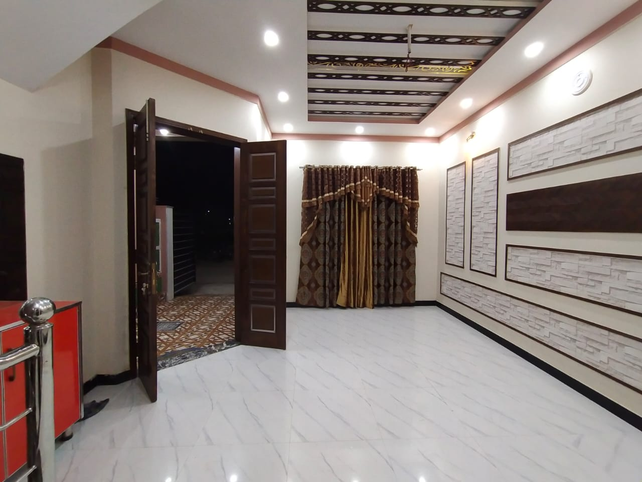 3 Marla Brand House For Sale in Al Kabir Town Lahore