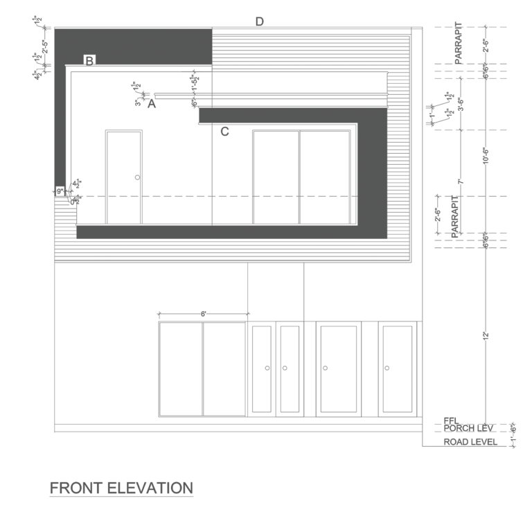 5-marla-home-Front-Elevation