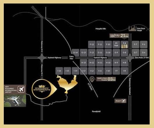 Location-Map-Taj-Residencia-Islamabad