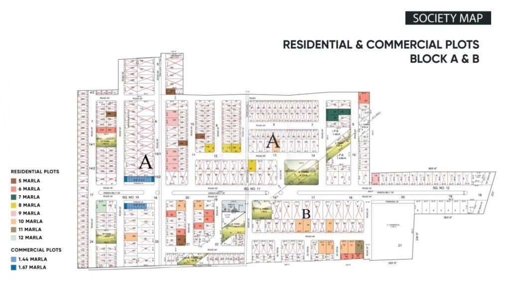 Master-Plan-Map-1-Orchard-Homes-Faisalabad