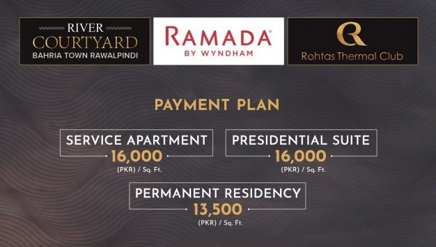Payment-Plan-and-Price-River-Courtyard-rawalpindi-islamabad