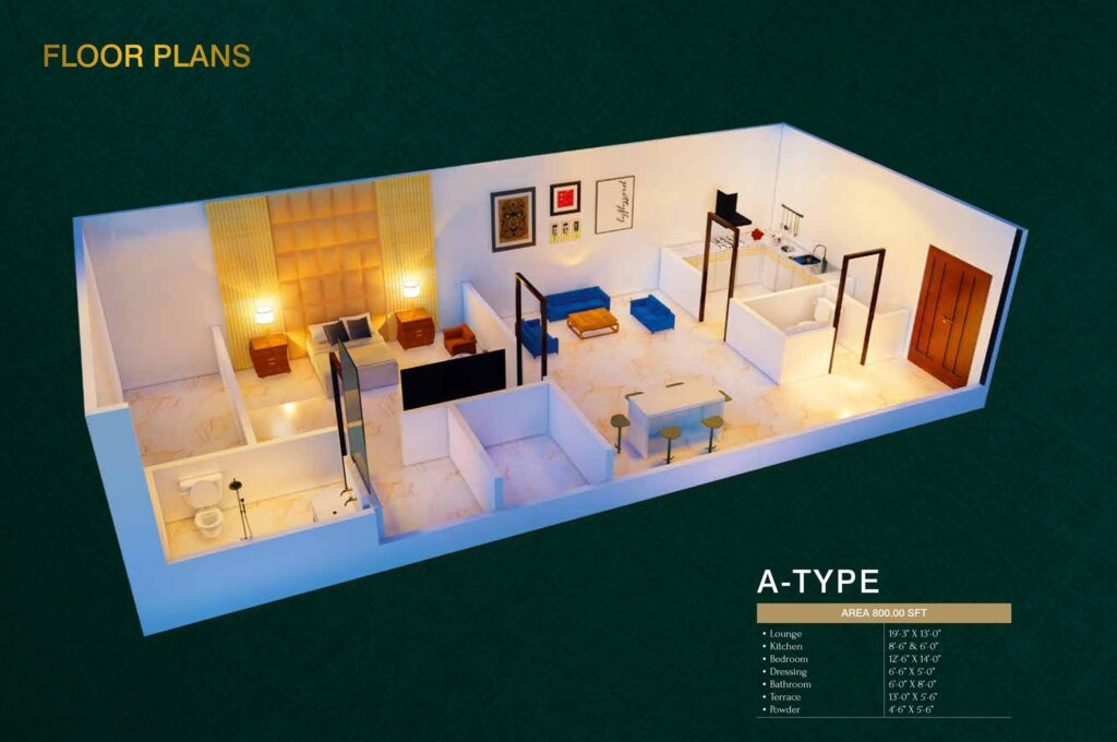 floor-layout-plan-map-MIDTOWN-TOWERS