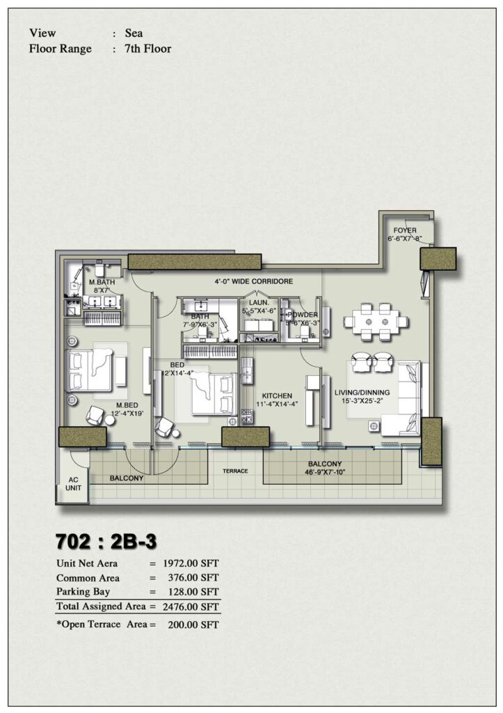 2-bedroom-layout-Plan-Map-3