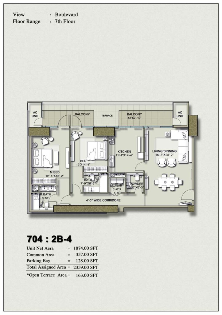 2-bedroom-layout-Plan-Map-4