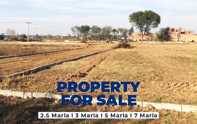 7-Marla-Plot-for-sale-in-Kharian