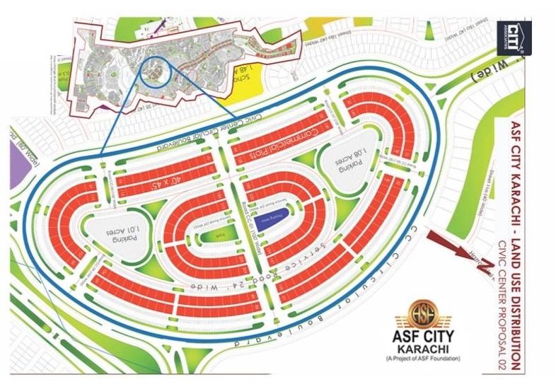 Civic-Center-Commercial-Block-Master-Plan-ASF-City-Karachi