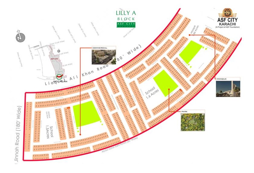 Lilly-A-Block-Master-Plan-ASF-City-Karachi
