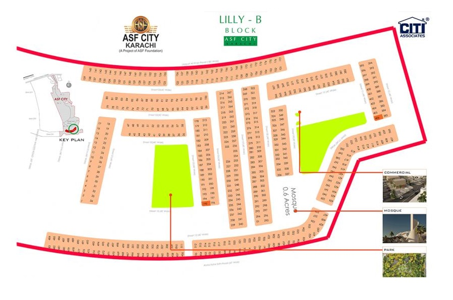 Lilly-B-Block-Master-Plan-ASF-City-Karach