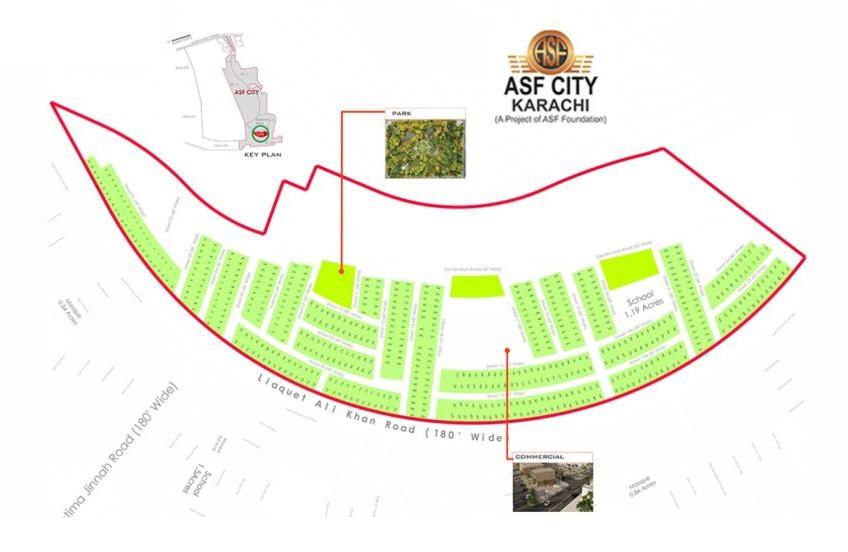 Olive-Block-Master-Plan-ASF-City-Karachi