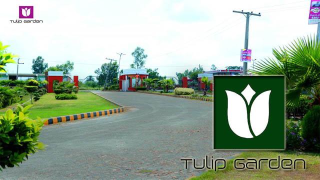 Tulip Garden Lahore