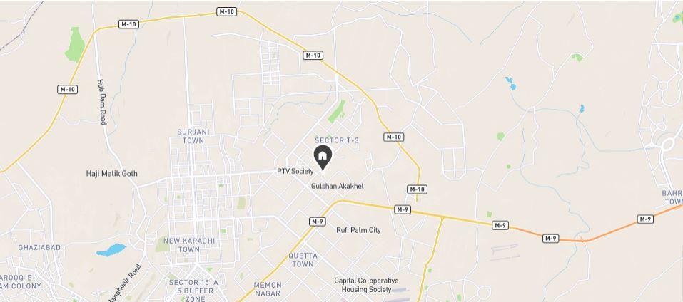location-map-maymar-pride-karachi