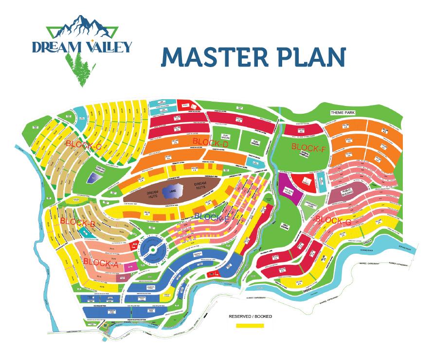 master-plan-Dream-Valley-Smart-City-Islamabad