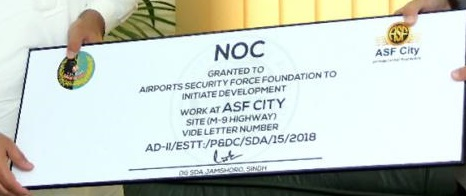 noc-ASF-City-Karachi