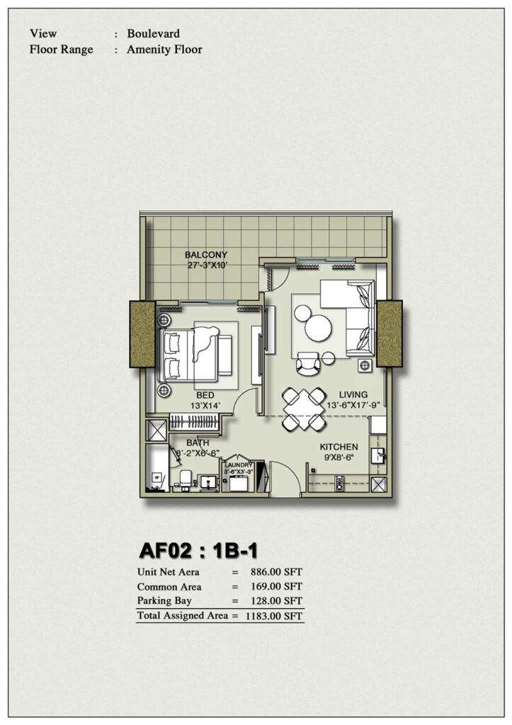 one-bedroom-layout-Plan-Map-1