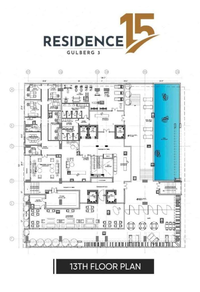 13th-floor-plan-map-Residence-15