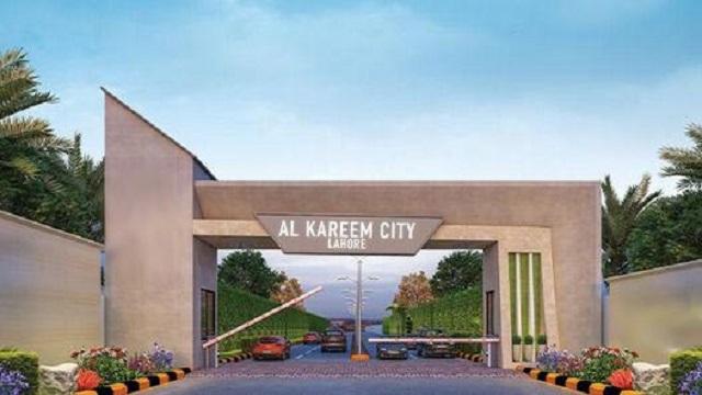 Al-Kareem-City-Lahore
