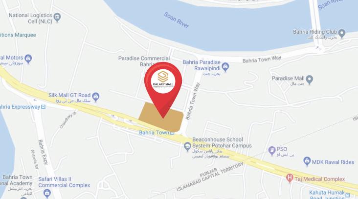 Location-Galaxy-Mall-Bahria-Town-Islamabad