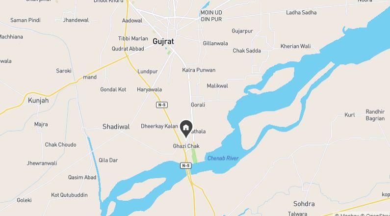 Location-Mall-of-Gujrat