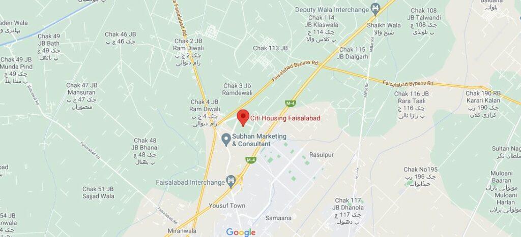 Location-Map-Citi-Housing-Faisalabad