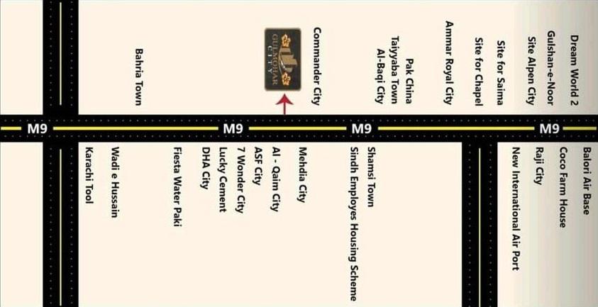 Location-Map-Gulmohar-City-Karachi