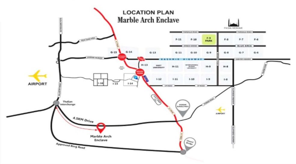 Location-Map-MARBLE-ARCH-ENCLAVE-Islamabad