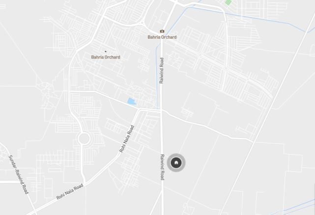 Location-Maryam-Town-Lahore