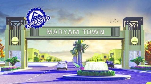 Maryam-Town-Lahore