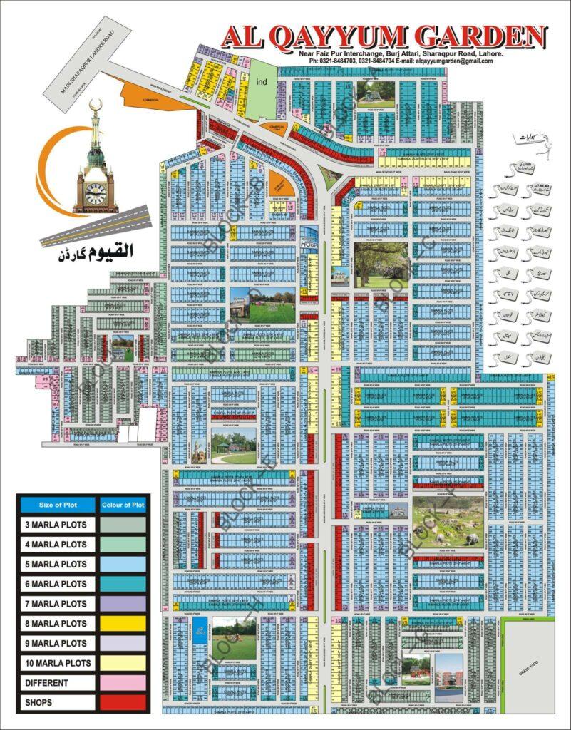 Master-Plan-Al-Qayyum-Garden