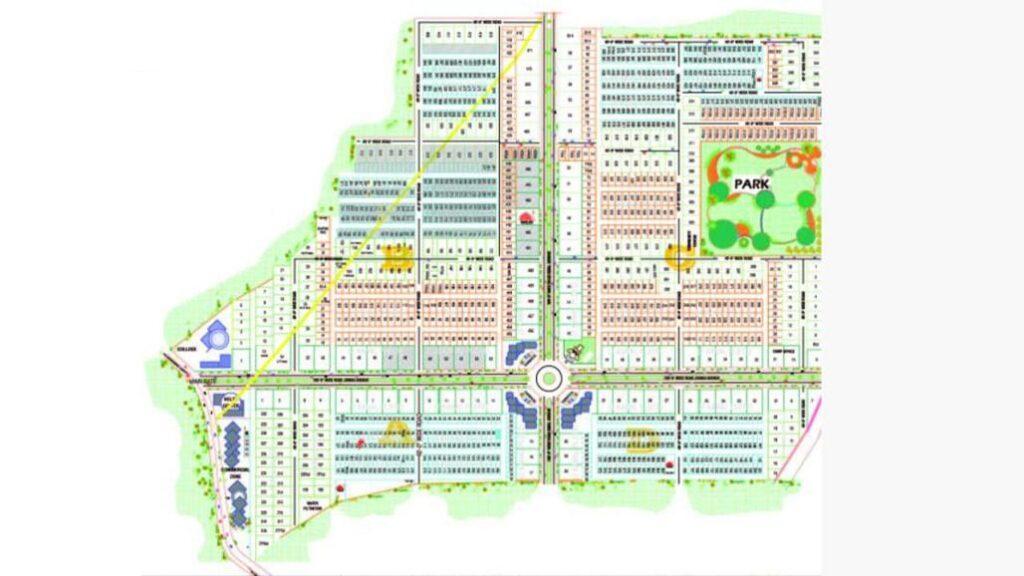 Master-Plan-Phase-1-Paradise-City