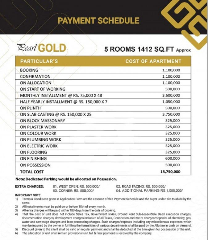 Payment-Plan-Real-Gold-5-Room