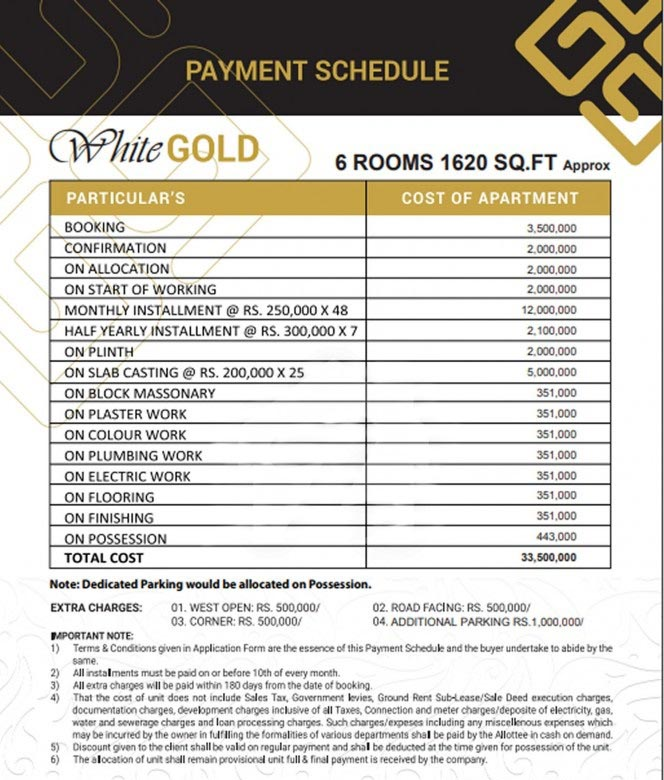 Payment-Plan-White-Gold-6-Rooms
