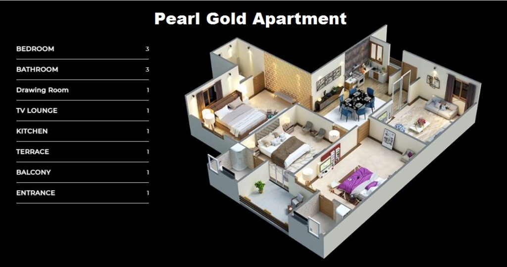 Pearl-Gold-Layout-Plan-Map