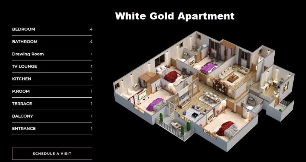 white-Gold-apartment-Layout-Plan-Map