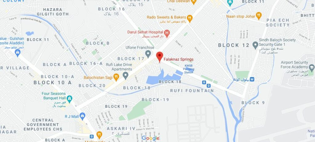 Location-Falaknaz-Springs-Karachi