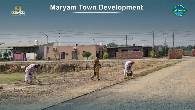 Maryam-Town-Lahore-development-Update-11