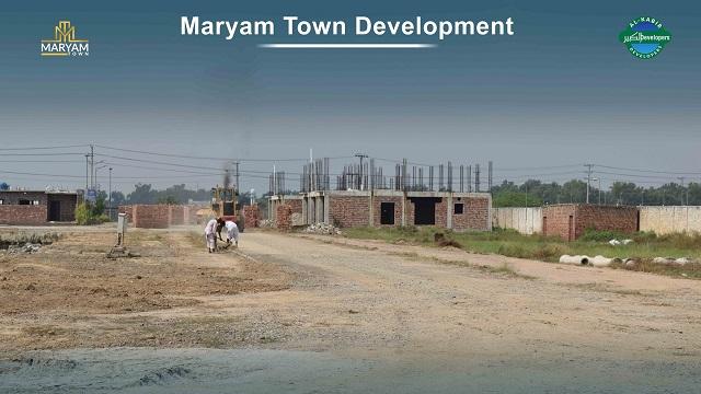 Maryam-Town-Lahore-development-Update-12