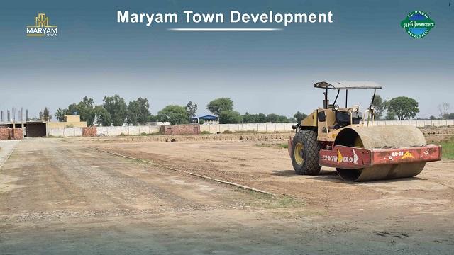 Maryam-Town-Lahore-development-Update-2