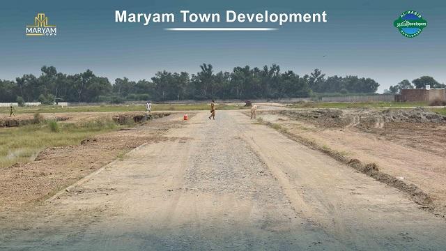 Maryam-Town-Lahore-development-Update-3