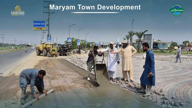 Maryam-Town-Lahore-development-Update-5