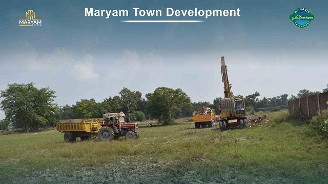 Maryam-Town-Lahore-development-Update-7