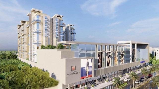 The Mega Mall and Residency Jauhar Chowrangi Road Karachi